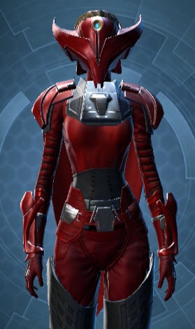 Crimson Talon Armor Set