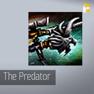 The Predator - Guild Wars 2 EU & US All Servers - fast & safe