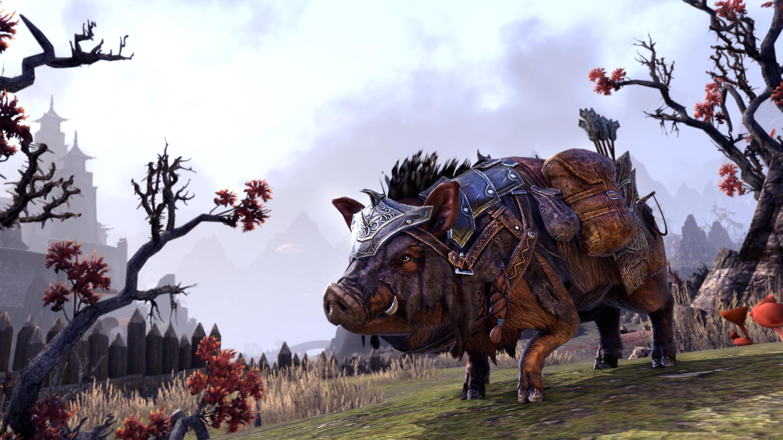 Bristleneck War Boar Pet [Crown Item]