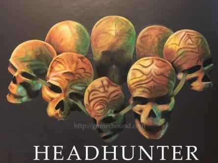 Headhunter Leather Belt [NON-Corrupt]