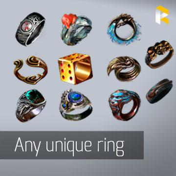 Any unique ring - read description