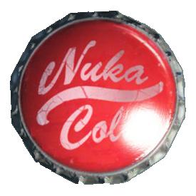 Bottlecaps + Complimentary Quantum Cola