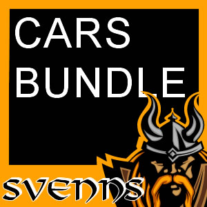 IMPORT BODIES BUNDLE (over 30 CARS)