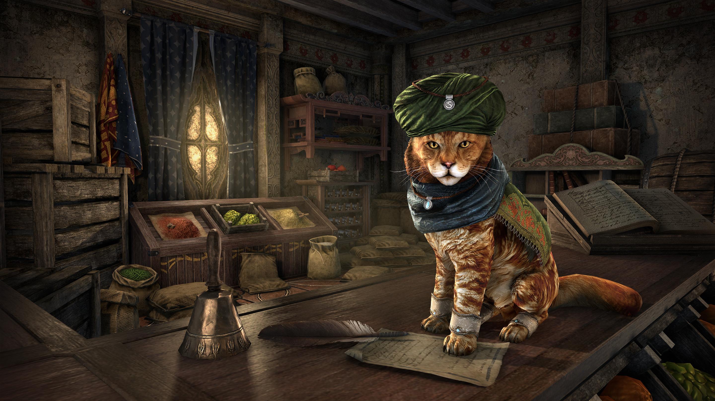 Fezez The Merchant [Crown Item]