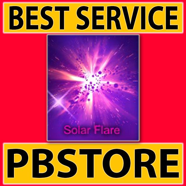 ★★★[PC] Solar Flare (Titanium White) - INSTANT DELIVERY (5-10 min)★★★