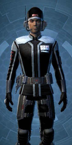Covert Cipher's Armor Set - SWTOR - fast & safe