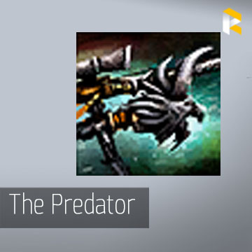 The Predator - Guild Wars 2 EU & US All Servers - fast & safe