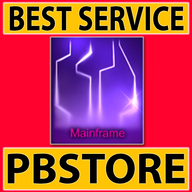 ★★★[PC] Mainframe (BM Decal) - INSTANT DELIVERY (5-10 min)★★★