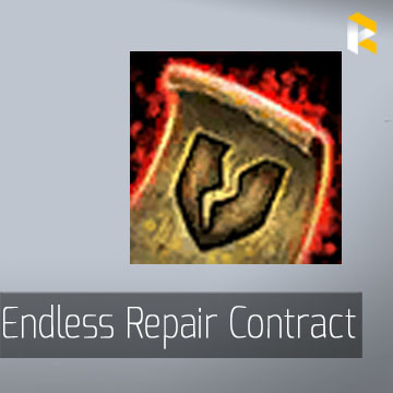 Endless Repair Contract