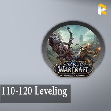 110-120 Leveling