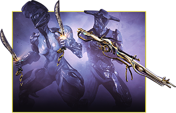 Warframe: Prime Weapon Bundle