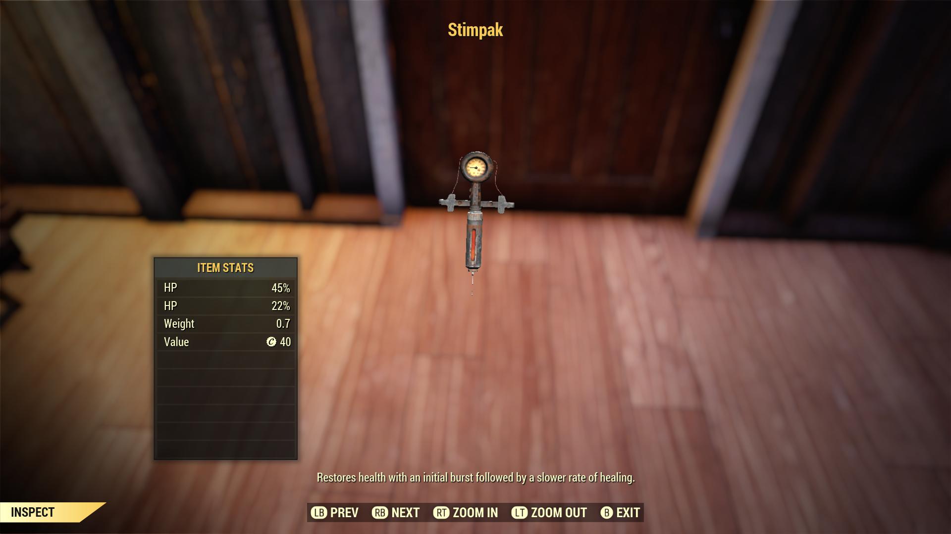 50 Stimpaks [Xbox One]