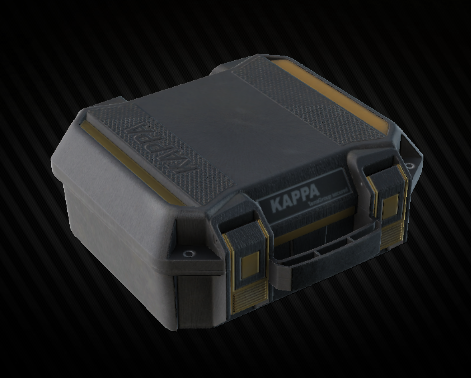 Secure container Kappa(4x3) boost your account