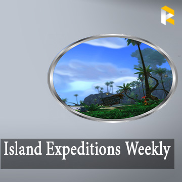 Island Expeditions Weekly Quest