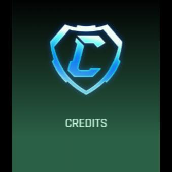 [PC] CREDITS ( 100 credits per unit )
