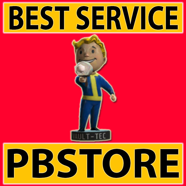 ★★★(PC) Bobblehead: Energy Wepons - FAST DELIVERY (10-15 mins)★★★