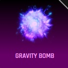 [STEAM] black gravity bomb black // Fast Delivery