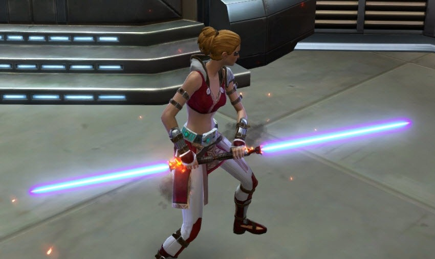 Festive Weapon Tuning - SWTOR - fast & safe