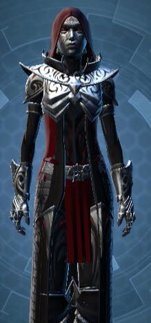 Callous Conqueror's Armor Set