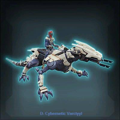 Cybernetic Varactyl