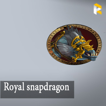 Royal snapdragon