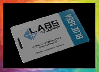 Lab. Blue keycard | INSTANT DELIVERY | 100% FEE | ONLINE 24/7 + BONUS