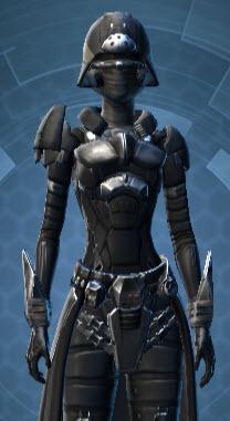 Sith Recluse Armor Set US