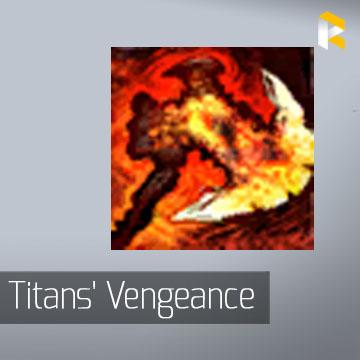 Titans' Vengeance - EU & US