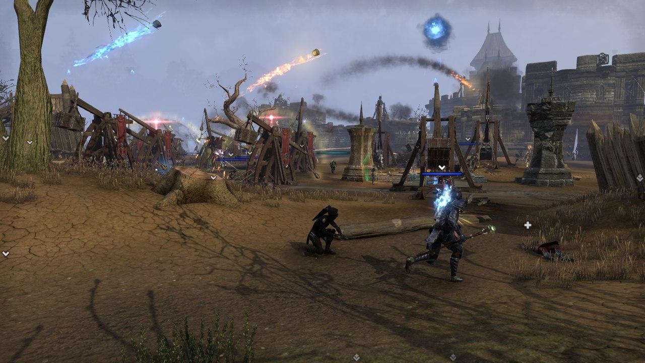 Alliance War Ranks, farm Alliance points in Cyrodil (25 lvl Colonel - 30 lvl Brigadier)