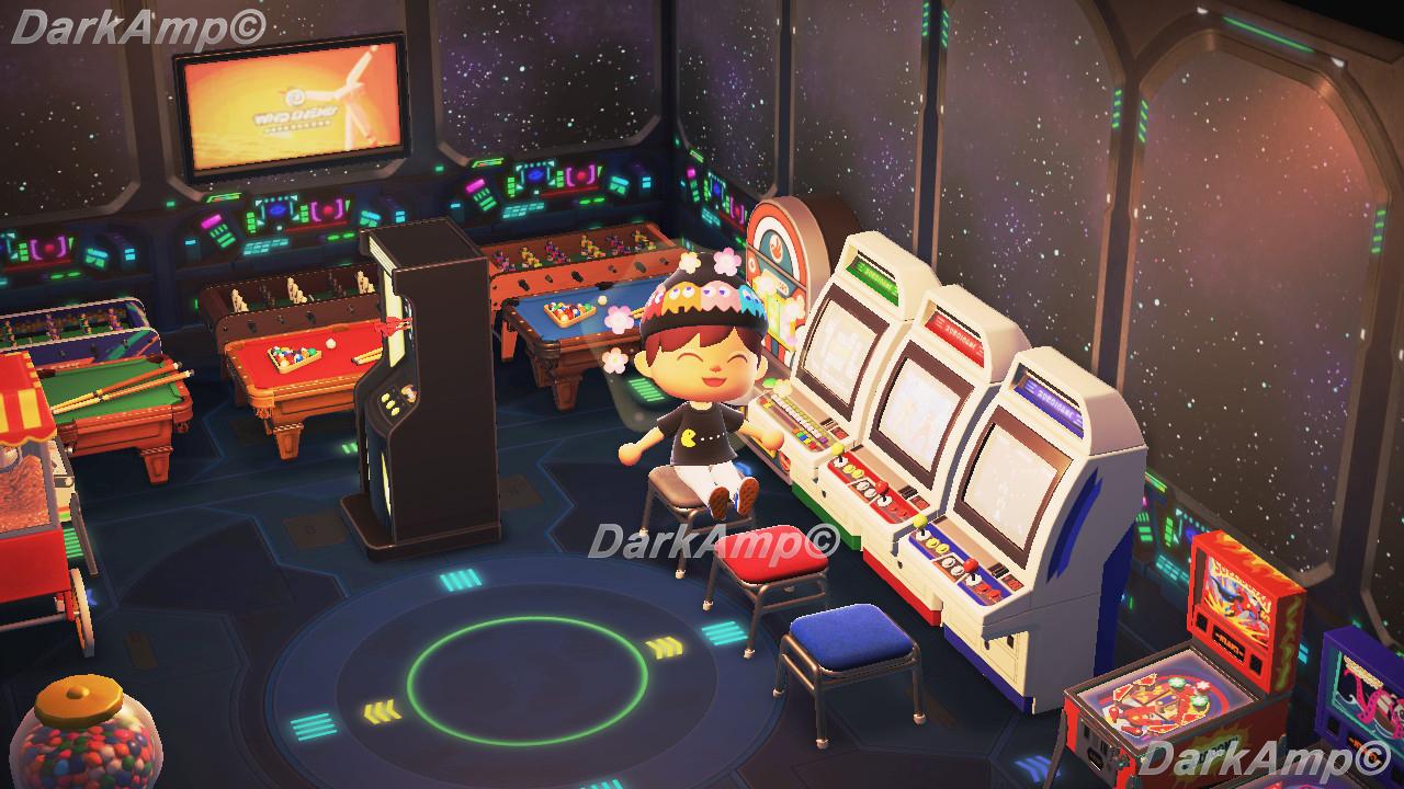 Animal Crossing New Horizons: Full Arcade Set