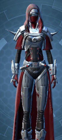 Imperial Bastion's Armor Set
