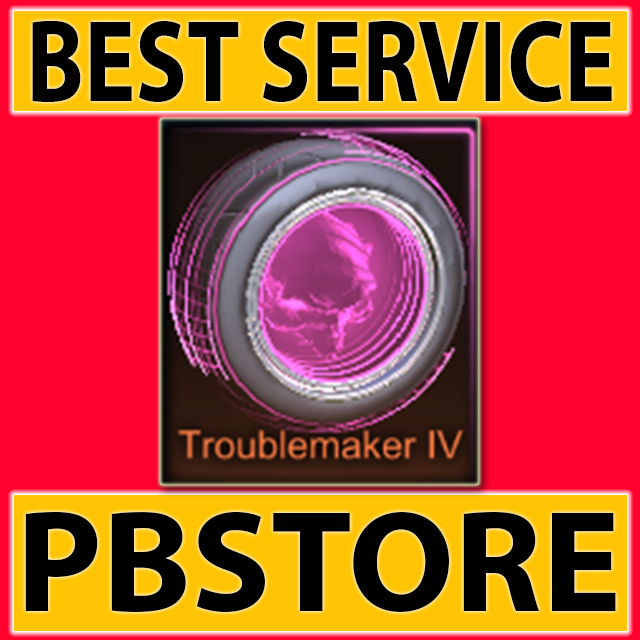 ★★★[PC] Troublemaker IV (Pink) - INSTANT DELIVERY (5-10 min)★★★
