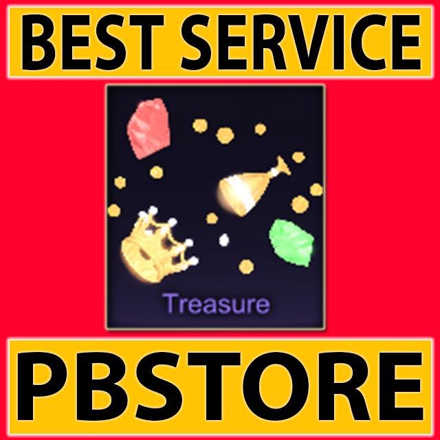 ★★★[PC] Treasure - INSTANT DELIVERY (5-10 min)★★★