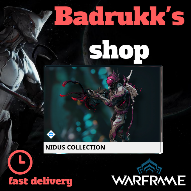 [PC/Steam] Nidus collection // Fast delivery!