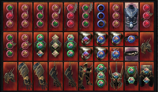 ✅BEST POSSIBLE Set for ALL Builds✅ - 34 Pieces - GOD MODE SET - 2 Min Clear 189 - 2 Min Tainted Runs