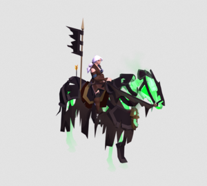 Spectral Bonehorse (Tier 8) Any city