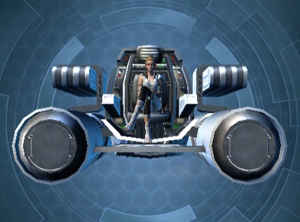 Czerka T-18 Tactical Throne
