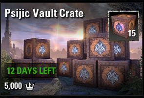 x15 Psijic Vault Crown Crate [EU-PC]
