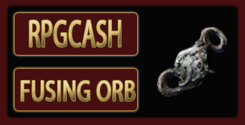 100 x Orb of Fusing  - Standard Hardcore - cheap, safe - RPGcash