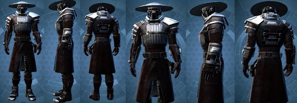 Freelance Hunter's Armor Set - SWTOR EU - fast & safe