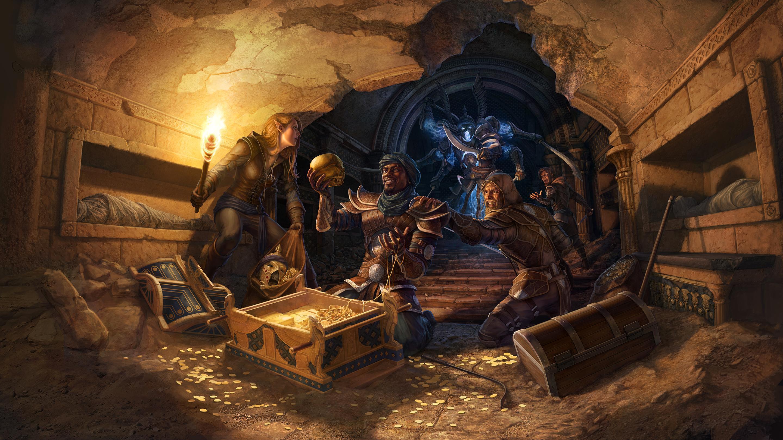 Thieves Guild DLC [Crown Item]