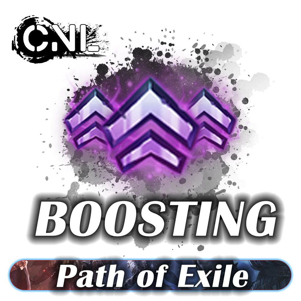 Heist Softcore Boosting  - Level 1  to Level 80 - Highest level vendor on Odealo