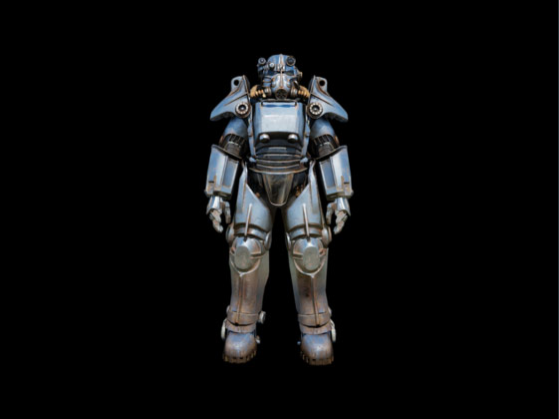 T-60 power armor set - Level 50