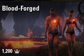Blood-Forged Skin [EU-PC]