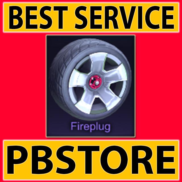 ★★★[PC] Fireplug (Titanium White) - INSTANT DELIVERY (5-10 min)★★★