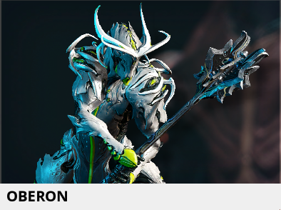 [PC/Steam] Oberon warframe + slot + reactor // Fast delivery!