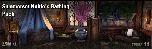 Summerset Noble's Bathing Pack [EU-PC]