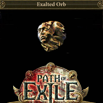 Exalted orb standart cheap safe RPGcash