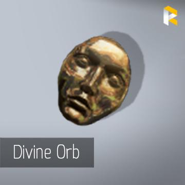 x10 Divine Orb  - Softcore