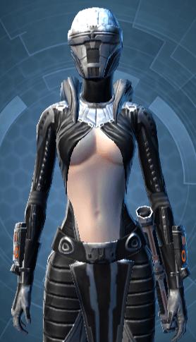 Dramatic Extrovert Armor Set